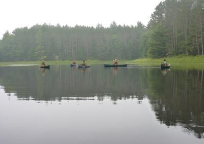 Canoe Course
